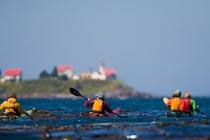 Lighthouse on Balaclava Island