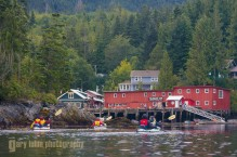 Telegraph Cove, Johnstone Strait