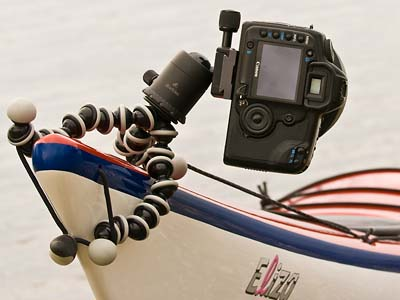 Letting it all hang out: Joby Gorillapod SLR-Zoom