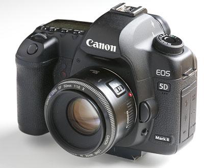 Canon 50mm f/1.8 II: Unobtrusive, feather-light powerhouse.