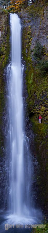 Tunnel Falls, Eagle Creek, Oregon Canon 5D II, 70-200mm f/4 @90mm, f/16, .5sec, iso100.