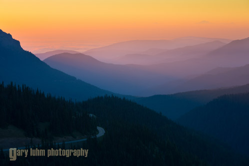 Sunrise from High Ridge trail. Two exposures merged in Photoshop.  Canon 5D III, 70-200 f/4 @97mm, f/8,1/15s,1/50s, ISO 100.