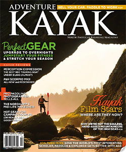 Adventure Kayak magazine, Early Summer 2015